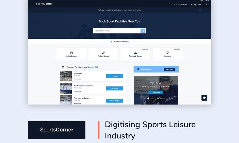 Fabrit Global - Digitising Sports Leisure Industry