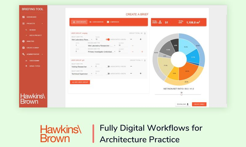 Fabrit Global - Fully Digital Workflows for Architecture Practice