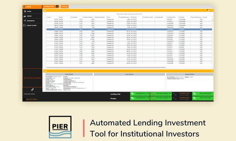 Fabrit Global - Automated Lending Investment Platform for Institutional Investors