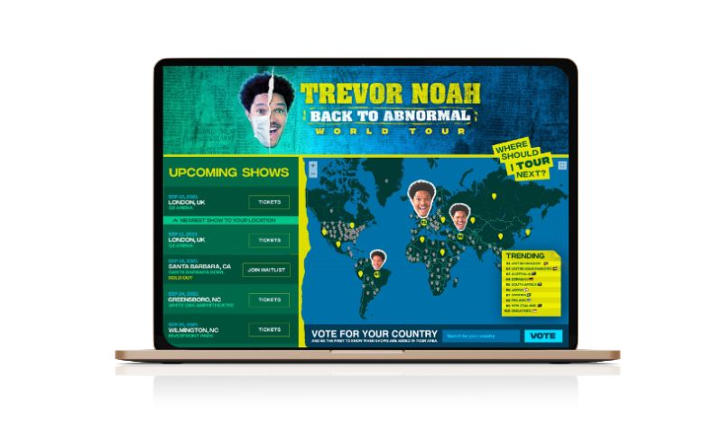 SEEDTECH LLC - TREVOR NOAH