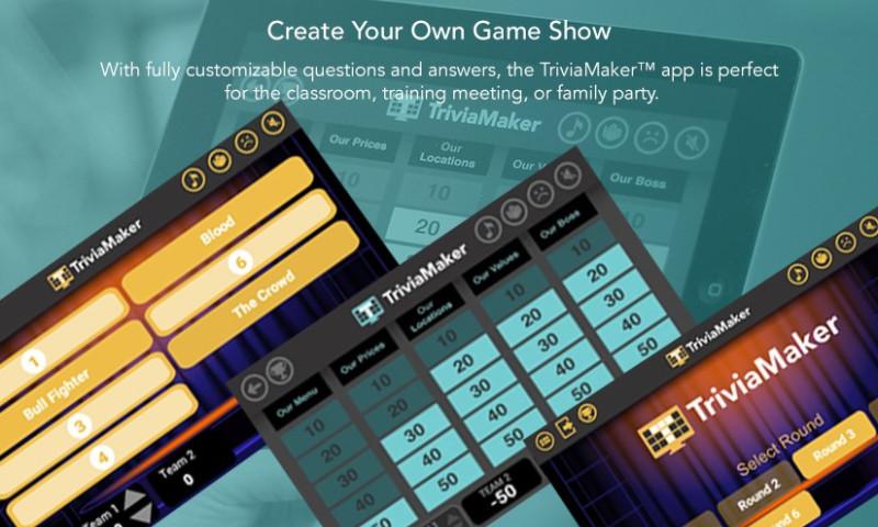 AppTrait Solutions - Trivia Maker - Your Own Quiz/Game Show