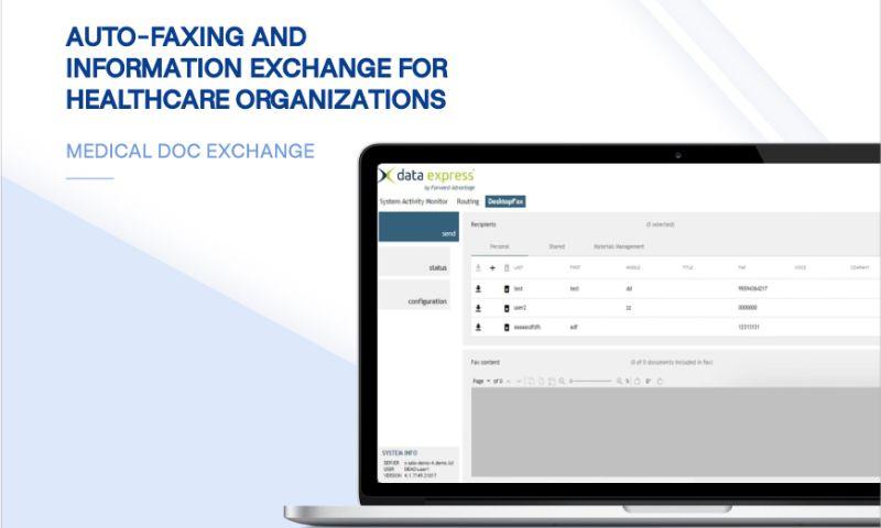Glorium Technologies - Medical Doc Exchange