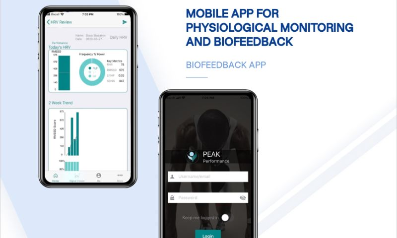 Glorium Technologies - Biofeedback App