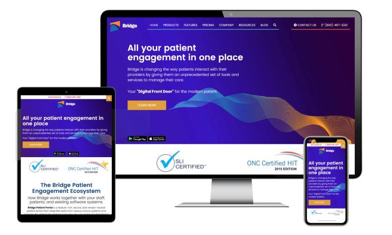 Medical Web Experts - Bridge Patient Portal