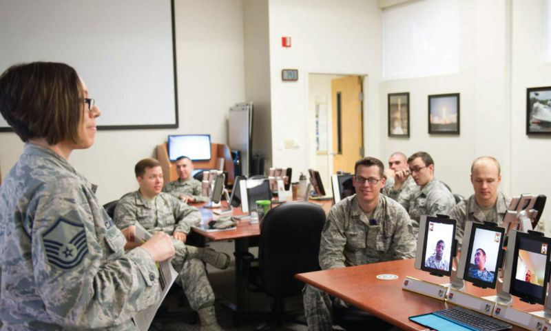 LSI Media LLC - US Air Force Online Learning System