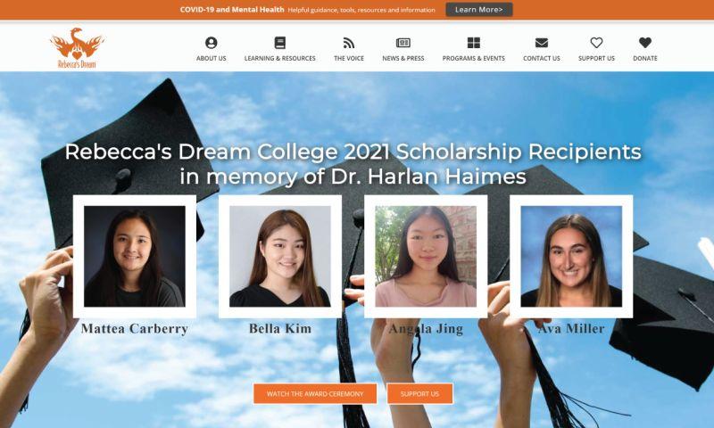 LSI Media LLC - Rebecca's Dream Website Design & Support