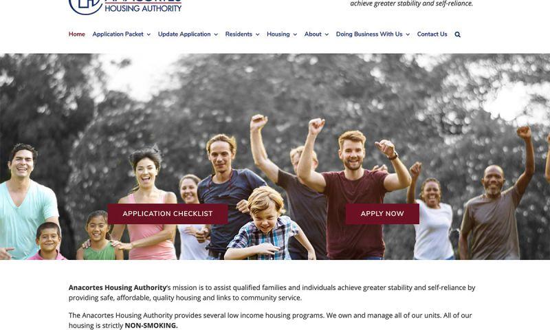Megabite Design - Anacortes Housing Authority