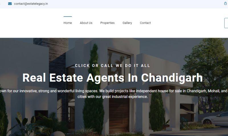 Cyber Web Services - Estate Legacy