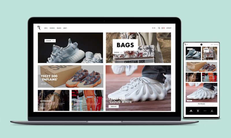 Simplix Innovations - Ecommerce store website design and development