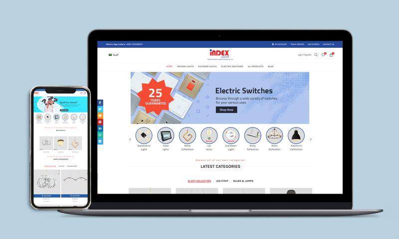 Simplix Innovations - Ecommerce website design and development
