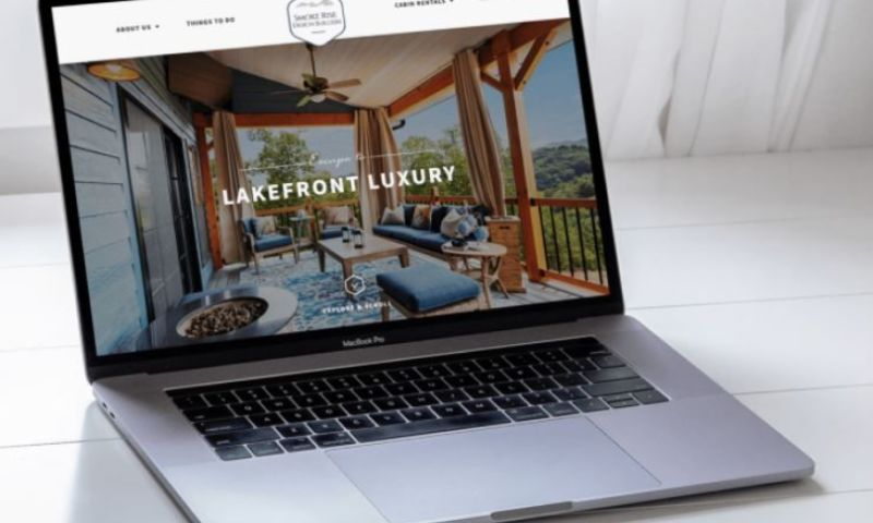 Buddy Web Design & Development - Smoke Rise Lodge