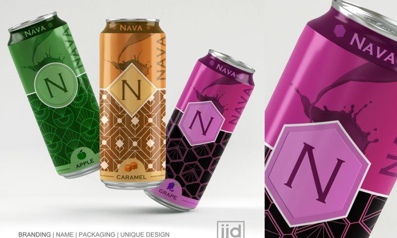 Justin Jenkins Designs - NAVA Beverages