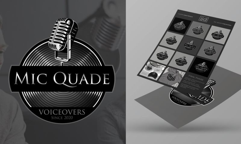Justin Jenkins Designs - MicQuade Voiceovers