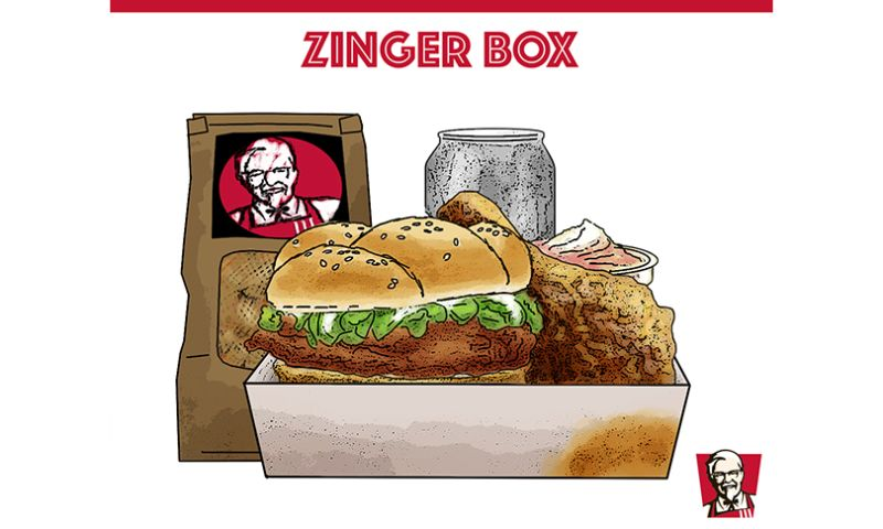 Fénix Media - KFC