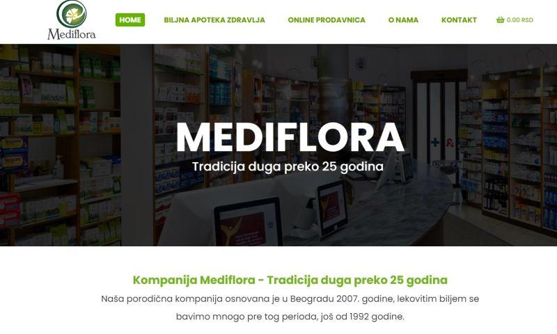 CDS Digital - Mediflora
