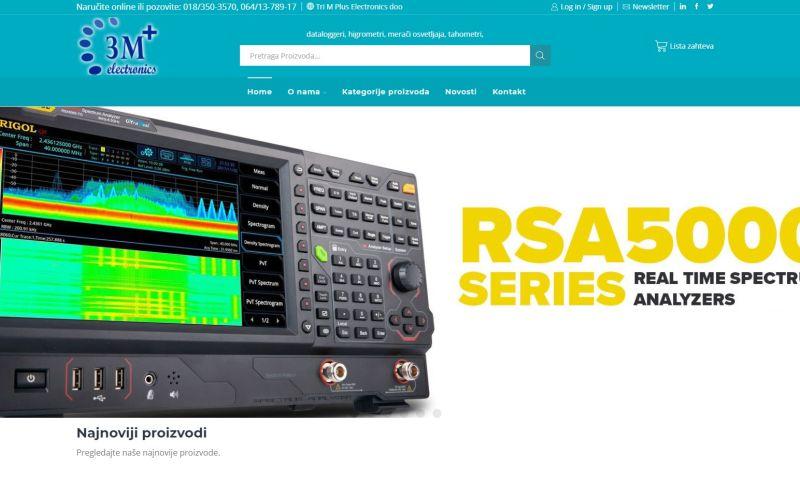 CDS Digital - 3M Plus Electronics