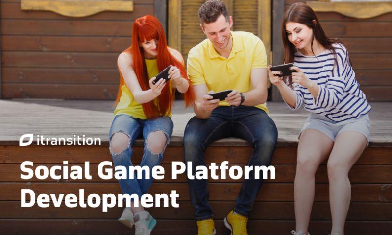 Itransition - Social Game Platform Development