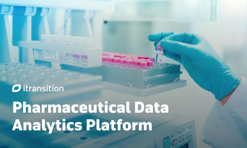 Itransition - Pharmaceutical Data Analytics Platform
