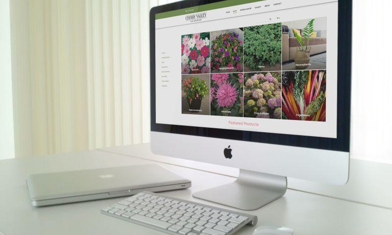 Speck Designs - Cherry Valley Gardens