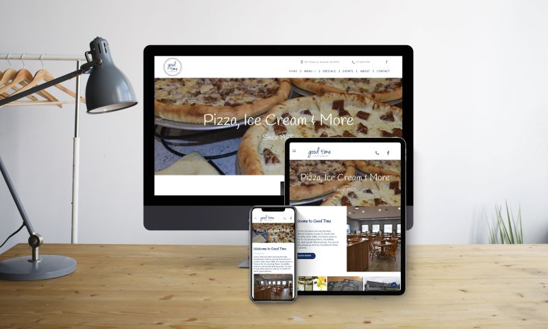 Speck Designs - Good Time Pizza & More