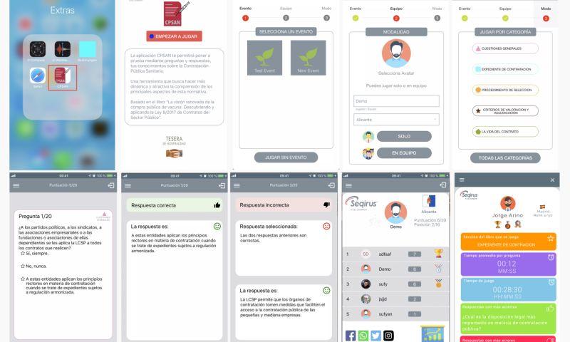 Digiklug Solutions - Seqirus Game APP – CPSAN