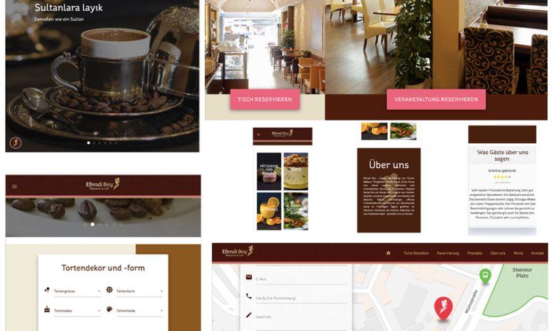 Digiklug Solutions - Efendi Bey -Food Delivery System