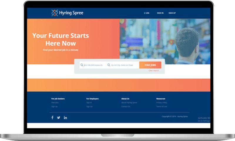 APPWRK IT Solutions Pvt. Ltd. - Hyring Spree