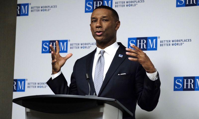 Digital Revamp - Johnny C. Taylor, CEO of SHRM