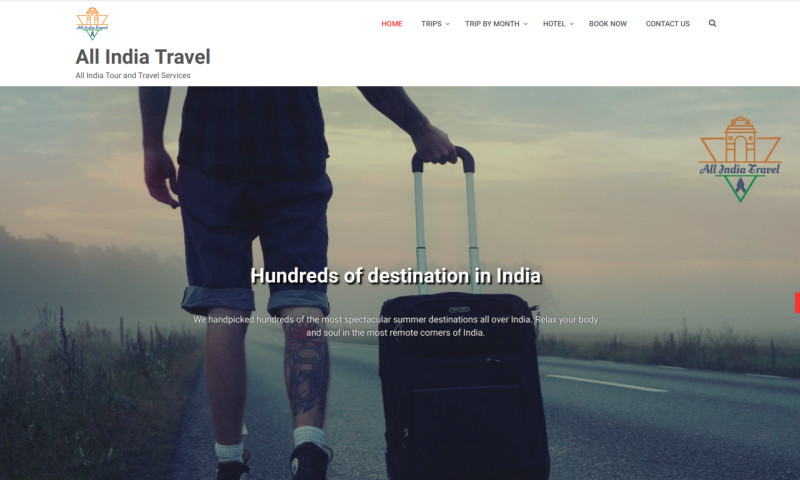 Scideas Solutions Pvt Ltd - All India Travel