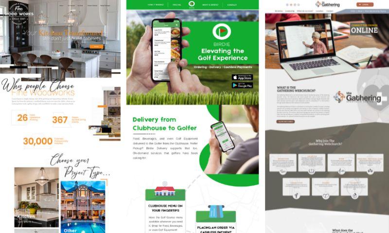 Nation Media Design - Website Designs