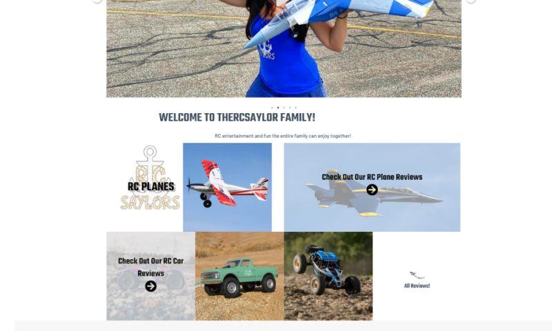 J&A Digital Solutions - The RC Saylors Website