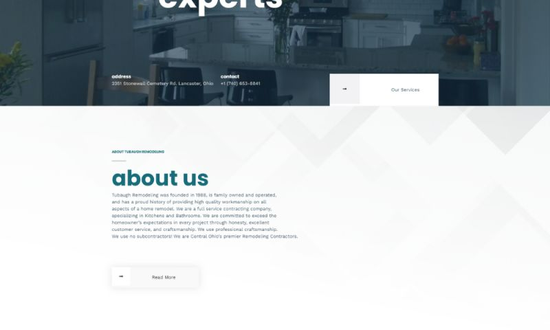 J&A Digital Solutions - Tubaugh Remodeling