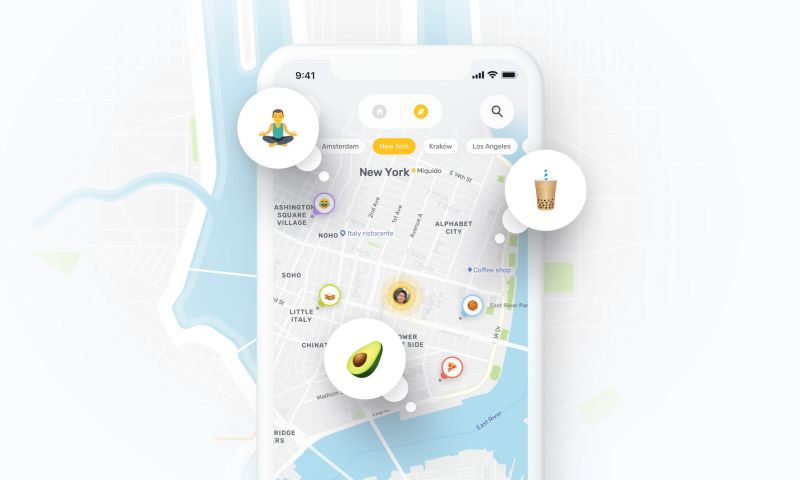 Miquido - YouMap - Mapping what's happening