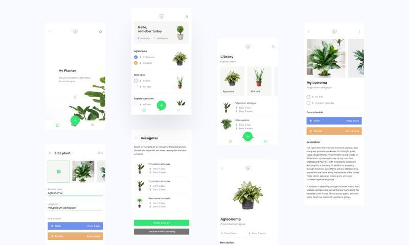Miquido - Planter - AI-powered mobile plant-care advisor