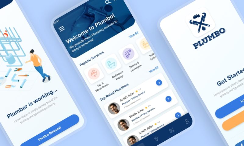 ProApps - Plumber App Development