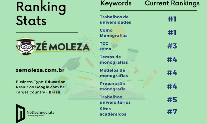 Nettechnocrats IT Services Pvt Ltd - Academy Website(education) Marketing