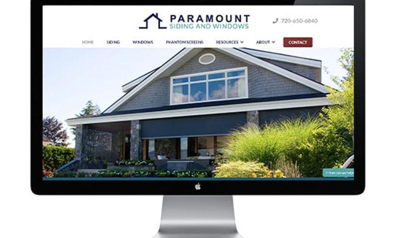 Colorado Internet Solutions - PARAMOUNT SIDING & WINDOWS