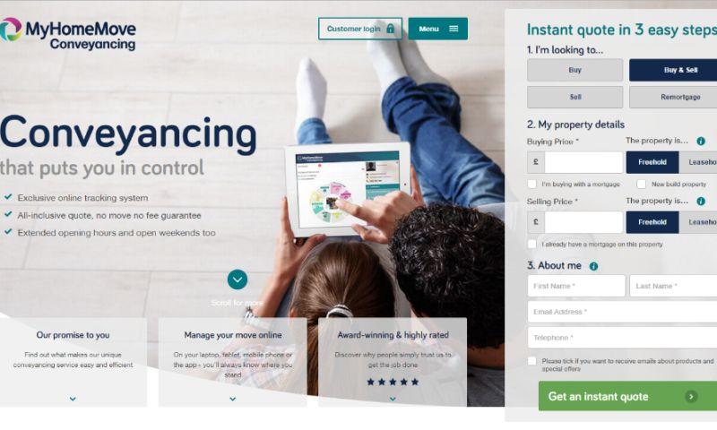 UX247 Ltd - Mobile first website redesign