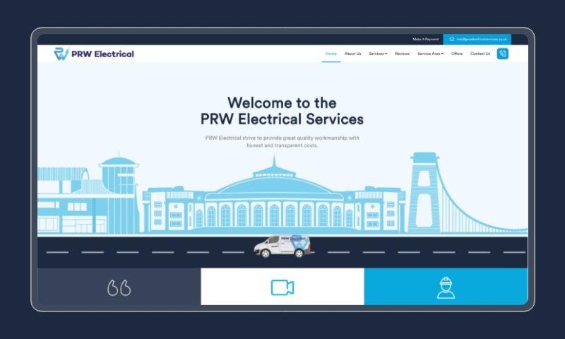 HestaBit Limited - PRW Electricals