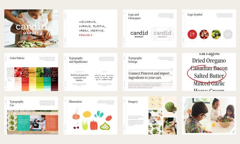 Merakite - Candid Branding Project