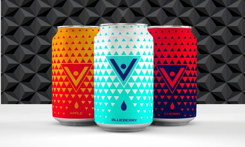 Justin Jenkins Designs - VOOM Fruit Juice
