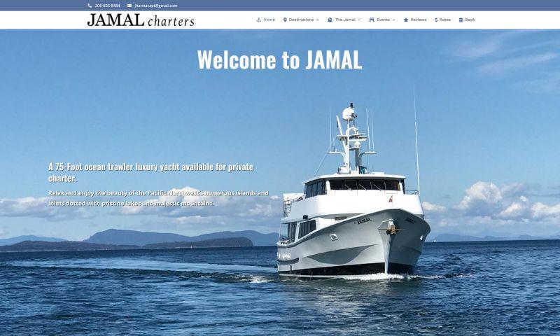 Megabite Design - Jamal Charters