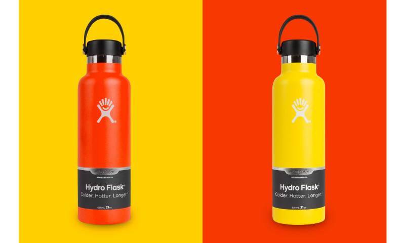 CAPSULE - Hidro Flask Naming & Packaging