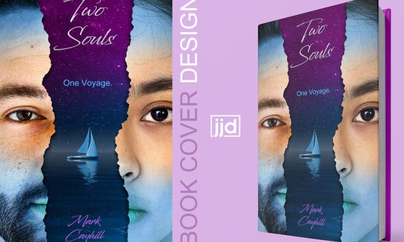Justin Jenkins Designs - Book Cover Design