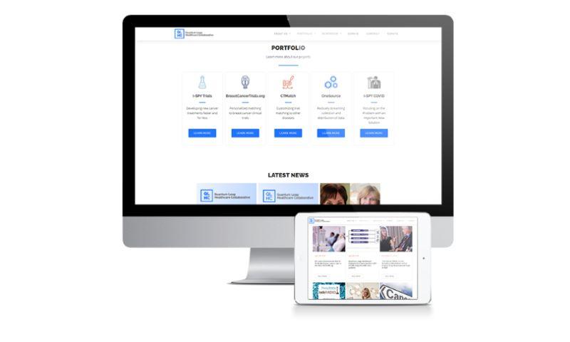 Moonstone Interactive - Quantum Leap Health Care