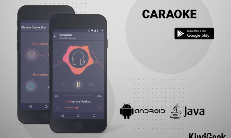 KindGeek - Caraoke