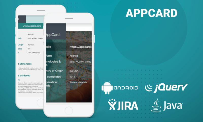 KindGeek - Appcard