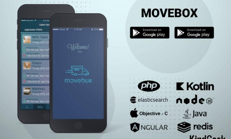 KindGeek - MoveBox