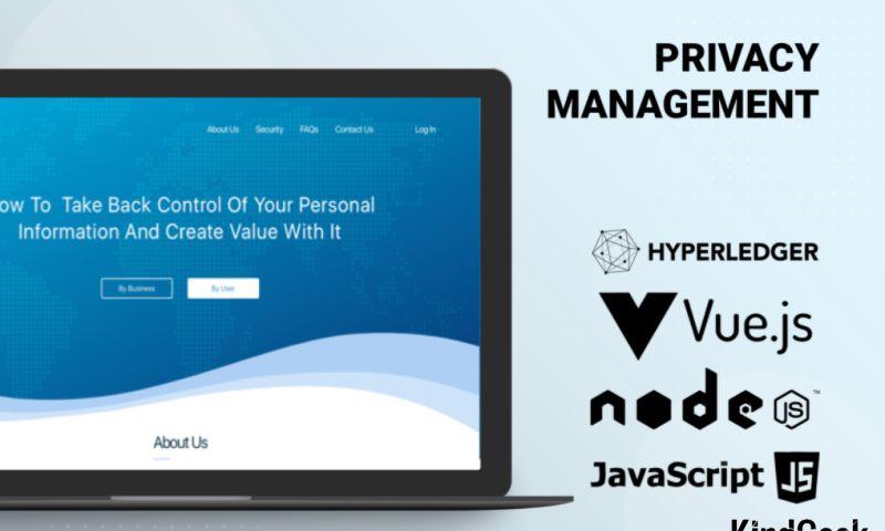 KindGeek - Privacy Management