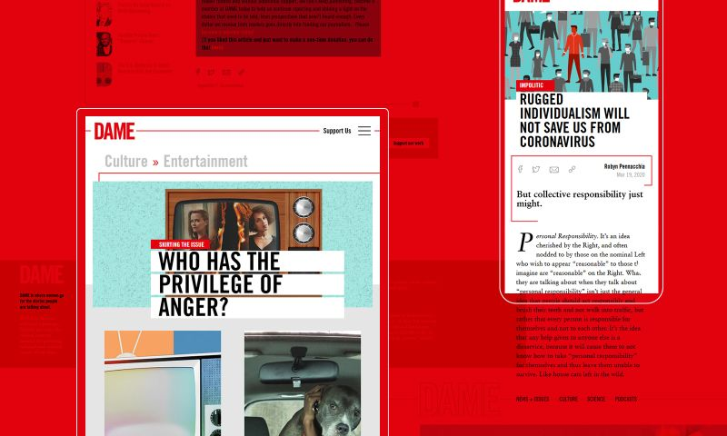 ActiveColor - Amplifying the Impact of a Digital Magazine